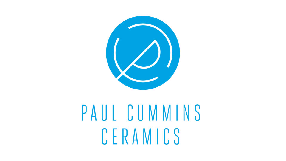 logo design for artist Paul Cummins