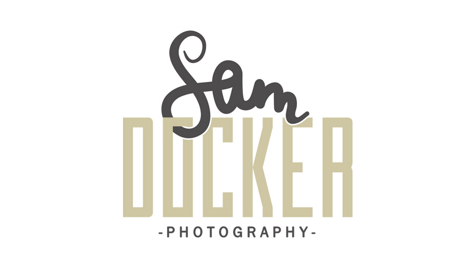 Logo Design for Sam Docker Photography