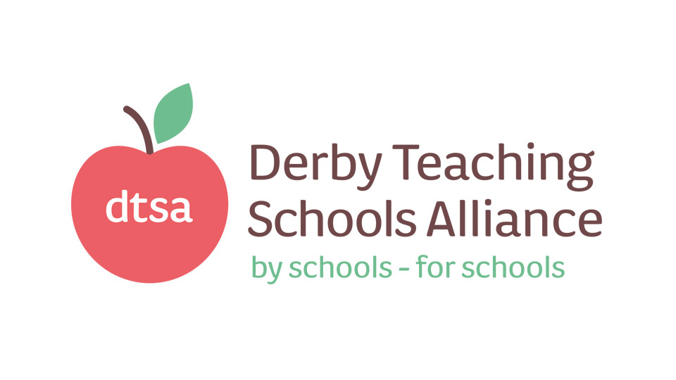 logo design for derby teaching schools alliance