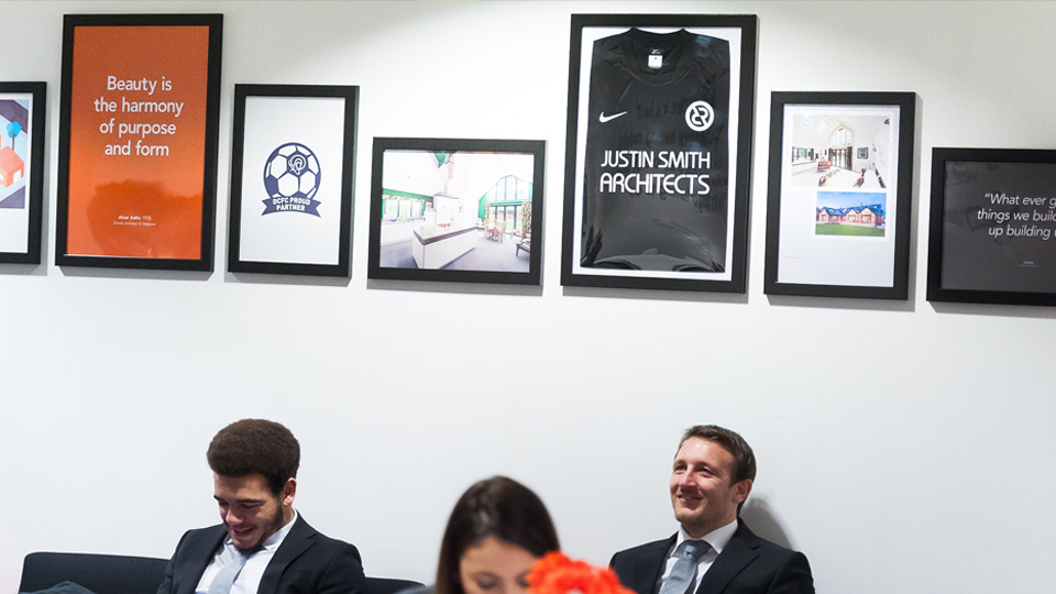 Interior Design - Derby County - Revolver